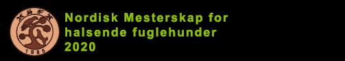 Nordisk Mesterskap 2020